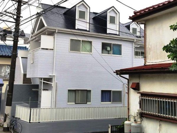 横浜市アパート施工後