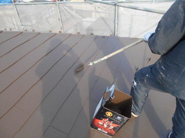 屋根 上塗 アレスクール1液SI
