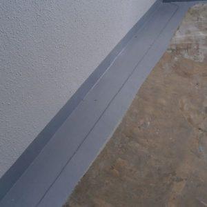 立上り面防水塗装