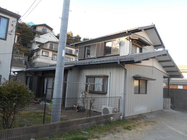 鎌倉市 住宅工事終了