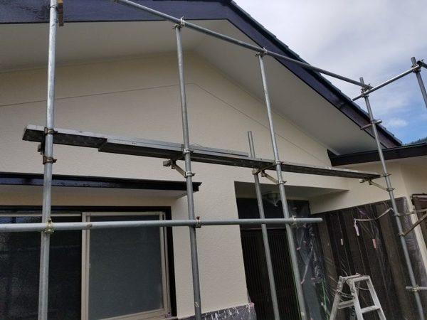 関西ペイント新製品デコラフレッシュ外壁塗装