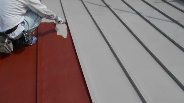 藤沢市内塗替塗装 屋根