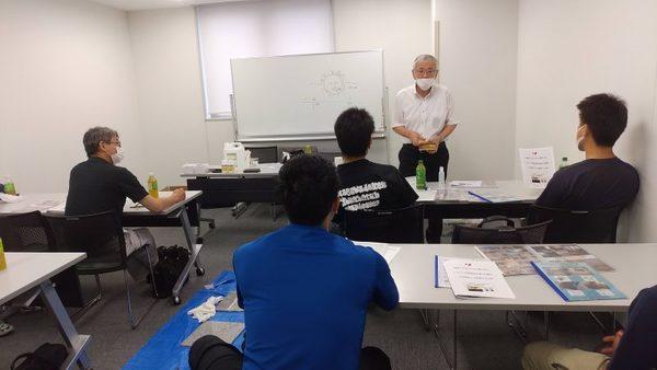 プラザ・オブ・レガシー 抗菌講習会